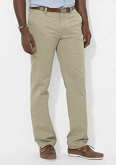 Polo Ralph Lauren Big & Tall Classic-Fit Flat-Front Chino Pant
