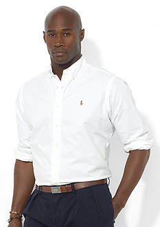 Polo Ralph Lauren Big & Tall Classic-Fit Oxford Shirt