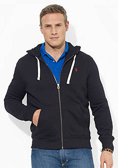 Polo Ralph Lauren Big & Tall Full-Zip Fleece Hoodie