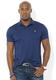 Polo Ralph Lauren Big & Tall Pima Soft-Touch Polo Shirt