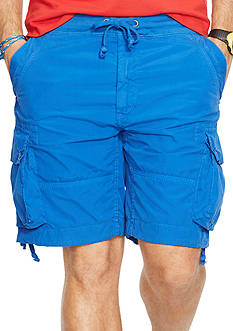Polo Ralph Lauren Big & Tall Classic-Fit Utility Shorts