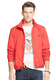 Polo Ralph Lauren Big & Tall Hooded Windbreaker Jacket