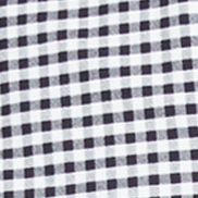 Big and Tall Designer Clothes: Casual Shirts: Black/White Polo Ralph Lauren BLK/WHITE GINGHAM