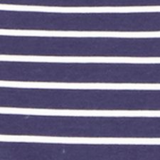 Big and Tall Designer Clothes: Polo Shirts: French Navy/White Polo Ralph Lauren PIMA STRIPE ROYAL/WHT