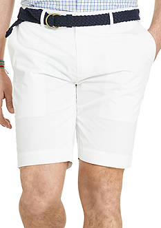Polo Ralph Lauren Big & Tall Classic-Fit Pima-Blend Chino Shorts