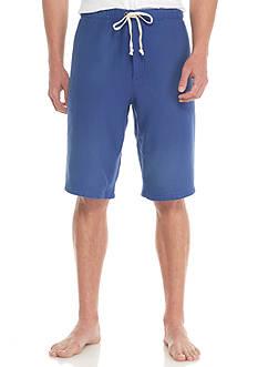 Polo Ralph Lauren Big & Tall Fleece Drawstring Shorts