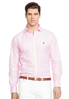 Polo Ralph Lauren Big & Tall Poplin Estate Shirt