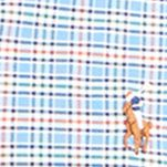 Big & Tall: Polo Ralph Lauren Casual Shirts: Blue/Orange Multi Polo Ralph Lauren Big & Tall Checked Oxford Shirt