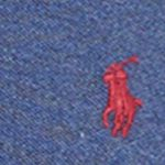 Big and Tall Polo Shirts: Solid: Spring Navy Heather Polo Ralph Lauren Big & Tall Classic-Fit Mesh Polo Shirt