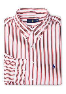 Polo Ralph Lauren Striped Poplin Dress Shirt