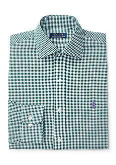 Polo Ralph Lauren Gingham Regent Dress Shirt