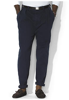 Polo Ralph Lauren Big & Tall Andrew Pleated Pants