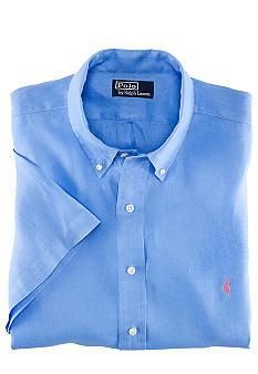 Polo Ralph Lauren Classic-Fit Linen Shirt