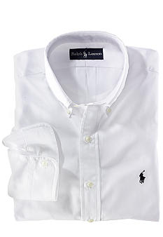 Polo Ralph Lauren Custom-Fit Broadcloth Blake