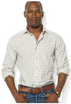 Polo Ralph Lauren Classic-Fit Estate Plaid Shirt