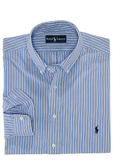 Polo Ralph Lauren Classic-Fit Striped Sport Shirt
