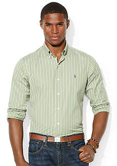 Polo Ralph Lauren Multi-Striped Cotton Shirt