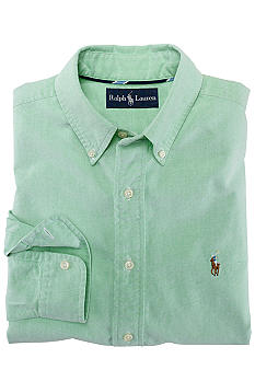 Polo Ralph Lauren Classic-Fit Solid Oxford Shirt