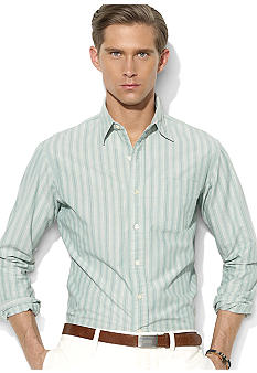 Polo Ralph Lauren Striped Cotton Sport Shirt