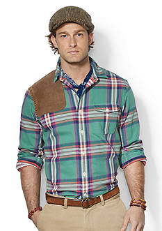 Polo Ralph Lauren Plaid Hunting Workshirt<br>
