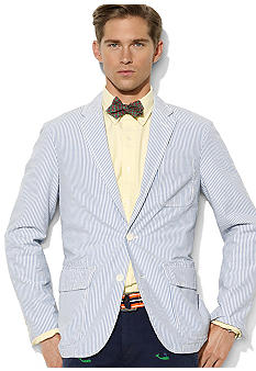 Polo Ralph Lauren Burnett Seersucker Sport Coat