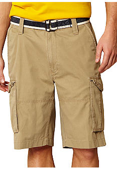 Nautica Big & Tall Ripstop Cargo Shorts