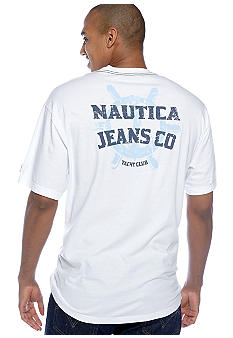 Nautica Big & Tall NJC Tee