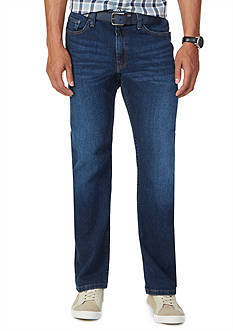 Nautica Relaxed Fit Ocean Surf Wash Jeans