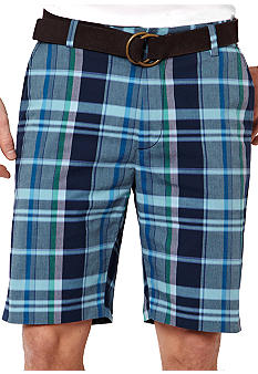 Nautica Plaid Shorts