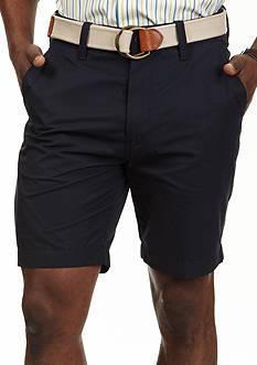 Nautica Trim-Fit Flat-Front Golf Shorts