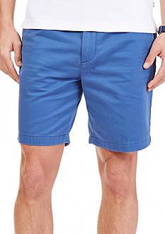 Nautica Flat Front Deck Shorts