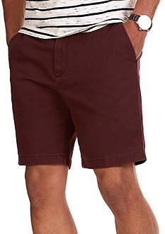 Nautica Classic Fit Twill Shorts