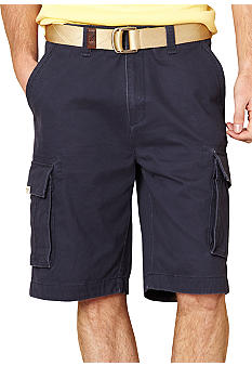 Nautica Big & Tall Clean Cargo Shorts