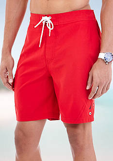 Nautica Big & Tall Quick Dry Cargo Board Shorts