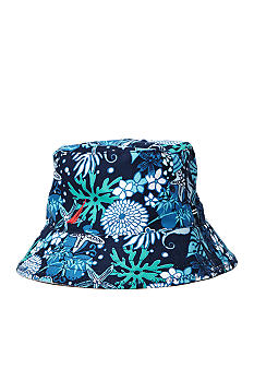 Nautica Sealife Bucket Cap
