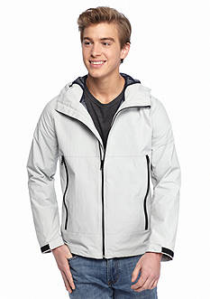 Nautica Hooded Bomber Jacket