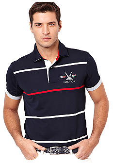 Nautica Newport Polo Knit