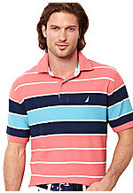 Nautica Open Seas Stripe Polo
