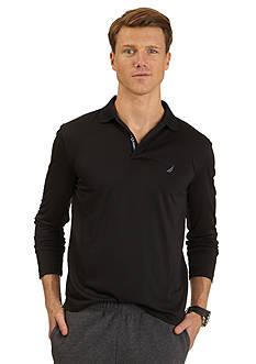 Nautica Slim Fit Tech Pique Polo Shirt