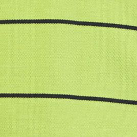 Mens Short Sleeve Polo Shirts: Lime Float Nautica Short Sleeve Striped Performance Deck Shirt