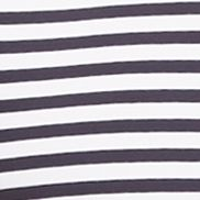 Shirts For Guys: Stripes & Prints: Navy Nautica Short Sleeve Striped Tech Jersey Polo Shirt