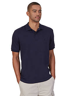 Nautica Interlock Polo Shirt