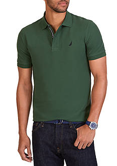 Nautica Classic Fit Performance Polo Shirt
