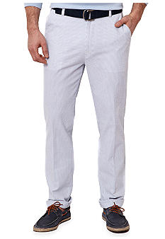 Nautica Cotton Seersucker Pants