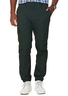 Nautica Slim Fit Cargo Jogger Pants