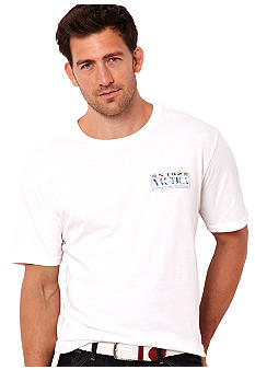 Nautica Big & Tall Painter Island Coast Tee