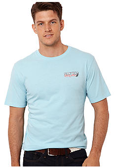 Nautica Big & Tall Nice Catch Tee