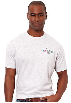 Nautica Big & Tall Sailing Photo Tee