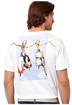 Nautica Buoy Graphic Tee