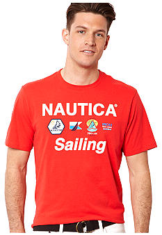 Nautica Big & Tall Nautica Sailing Tee